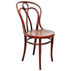 Thonet Chair   From a unique collection of antique and modern chairs at https://www.1stdibs.com/furniture/seating/chairs/