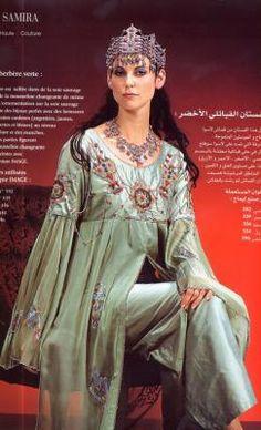 Robe Kabyle Nouvelle Collection... - Sahraoui