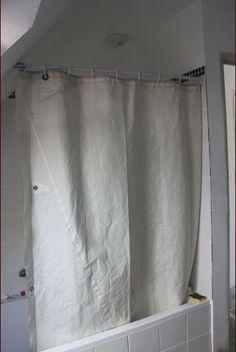 1000 id es sur rideaux de douche sur pinterest - Rideau de douche petite largeur ...