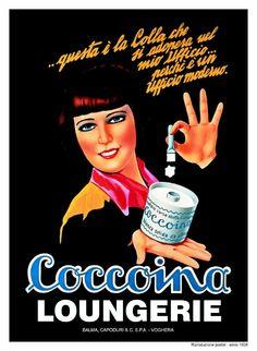 coccoina - Klassiker