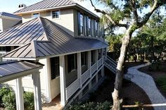 Interlock Standing Seam Roofing Charcoal Grey Our Home