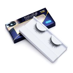 1 Pair High Quality False Eyelash 3D Mink Naturally Eyelash For Beauty Makeup Professional Eyelash Extensions
