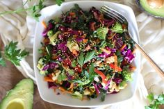 The Ultimate Detox Salad