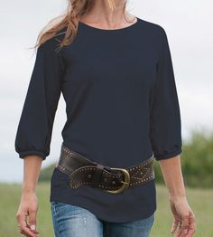 Core Knit Top | Women's Clothing | National Picnic Clothing | Scoutmob Shoppe | Product Detail