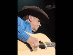 George Strait - Famous Last Words Of A Fool...you won't break my heart and I don't love you.....