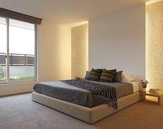 おしゃれな寝室 - Google 検索 Next Bedroom, Blue Bedroom, Modern Bedroom, Fitted Bedroom Furniture, Light Pink Bedrooms, Victorian Bedroom, Round Beds, Woman Bedroom, House Inside