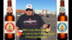 888 Lucky Beer  of Washington DC wishes best of luck to New England Patriots team and great fans at Super Bowl LI. Special thanks to the fans that sample the 888 Lucky IPA at Foxboro Stadium in Massachusetts and offered their great and positive reviews. I thank you and appreciate you ... Go Pats! 18  After many successful and triumphant world  tours in  including at the Foxboro Stadium in Massachusetts to promote the 888 Lucky Beer  of Washington DC many people who are craft beers  lovers…