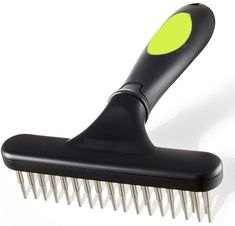 Ordermore Double Row Dog Rake for Short or Long Hair Pet #doggrooming