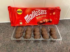 Maltesers Chocolate, Tim Tam, Taste Of Home, Asda, Dog Bowls, Biscuits, Twins, Amazing, Instagram