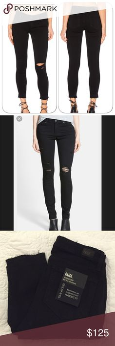 Paige Verdugo Skinny Jeans. Size 24 & 28. NWT. Paige Verdugo Crop Mid Rise Ultra Skinny Jeans. Size 24 & 28. NWT. 🔺🔺PRICE FIRM HERE 🔺CHEAPER ON OTHER SITES 🔺NO TRADES🔺NO HOLDS🔺NO MODELINGⓂ️👗 Paige Jeans Jeans Skinny