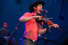 They were so good!  OCMS puts on one of the best live performances ever!  OLD CROW MEDICINE SHOW