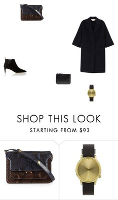 """Untitled #37"" by pollianidotcom on Polyvore featuring beauty, Marni and Komono"