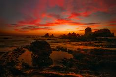 Sunset at Corona del Mar ~ Spain by Angela Chong on 500px