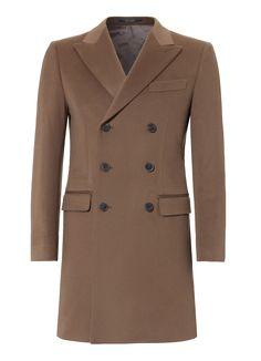 The Crombie Coat   Buy Famous Luxury Coats for Men Online   Crombie