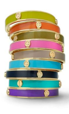 Colorful Bangles $38
