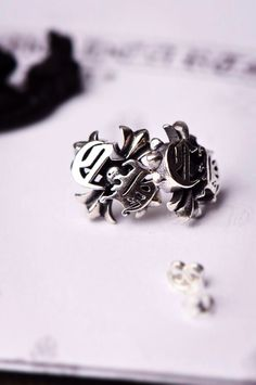 Chrome hearts gothic earring