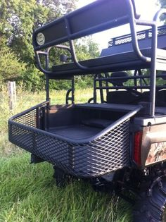 home made rack ranger polaris Quail Hunting, Coyote Hunting, Nitro Circus, Triumph Motorcycles, Monster Energy, Ranger Atv, Ducati, Motocross, Mopar