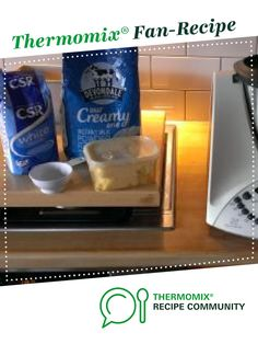 Recipe condensed milk by Maryanne Skitt, learn to make this recipe easily in your kitchen machine and discover other Thermomix recipes in Basics. Bellini Recipe, Best Peanut Butter Cookies, Thermomix Desserts, Recipe Community, Powdered Milk, Condensed Milk, Everyday Food, Christmas Recipes