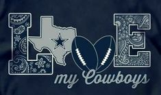 Dallas Cowboys Crafts, Dallas Cowboys Memes, Dallas Cowboys Pictures, Cowboys 4, Dallas Cowboys Football, Pittsburgh Steelers, Indianapolis Colts, Cincinnati Reds, Cowboy Images