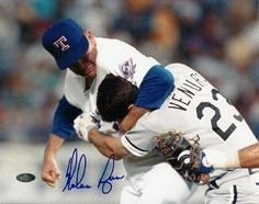 Signed Nolan Ryan Photo - Fight 8x10 Holo - Autographed MLB Photos by Sports Memorabilia. $115.23. NOLAN RYAN AUTOGRAPHED SIGNED FIGHT 8X10 PHOTO HOLO