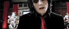 """(Gerard Way)(Mainly A, kinda B) """"Hi, I'm Gerard. I don't really like talking about myself.. I have a little brother named Mikey and I don't think you wanna know what'll happen if you hurt him in any way. I'm currently single, and most likely always will be, bisexual. I sing and draw in my spare time. Sometimes I'l write... I've been told I'm pretty sassy..''"""