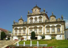 Paço dos Tavoras- Mirandela - Tras os Montes - PORTUGAL