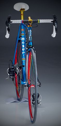 Moser WC 1978. Awesome Ride.
