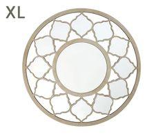 "Nástenné zrkadlo ""Bilston"", Ø 90 x 1,5 cm"