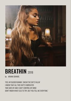 Ariana Grande Poster, Ariana Grande Drawings, Ariana Grande Photoshoot, Ariana Grande Pictures, Cabello Ariana Grande, Music Collage, The Light Is Coming, Ariana Video, Minimalist Poster