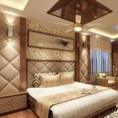 Bedroom bed design - Interior Designer in Thane Interior Designer in Mumbai Wardrobe Design Bedroom, Luxury Bedroom Design, Master Bedroom Interior, Bedroom Furniture Design, Small Room Bedroom, Master Bedroom Design, Bed Furniture, Ceiling Design Living Room, Bedroom False Ceiling Design