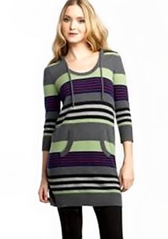Stripe Juicy Couture Outlet Sweaters $61.32 love it