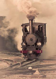 Steaming, Sörmland, Sweden
