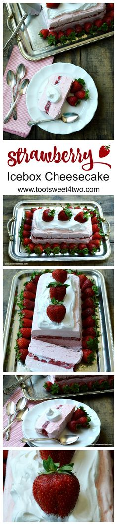 Strawberry Icebox Ch