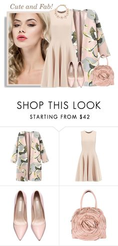 """""""...."""" by elenb ❤ liked on Polyvore featuring Michael Kors, Valentino, J.Crew, women's clothing, women, female, woman, misses, juniors and Winter"""