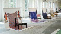 Cross Cultural Chairs — новый проект дизайнера Маттео Гуарначча. Итальянский дизайнерМаттео Гуарначча.