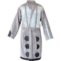 Fantastic Doctor Who And Dalek Bath Robes