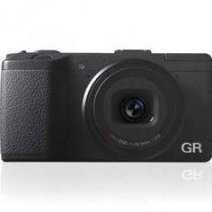 Ricoh GR Digital Camera (Black)