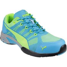 timeless design 51552 f1e4b Puma Celerity Knit Womens Safety Trainers Special offer! While Stocks Last  Trainer Shoes, Designer
