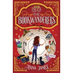 Pages & Co.: The Bookwanderers audiobook by Anna James - Rakuten Kobo The Land Of Stories, Anne Of Green, Penguin Random House, Book Authors, Fiction Books, Love Book, Alice In Wonderland, Book Lovers, Libros