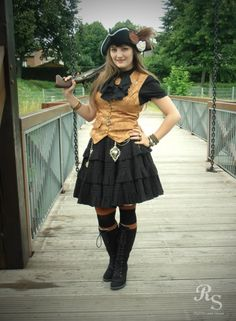daily_lolita: ~Steampunk again (plus two bonus) ~