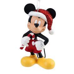 Disney Mickey Mouse by Hallmark Ornament