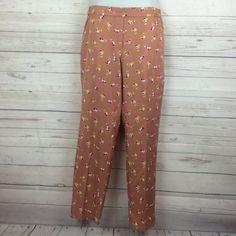 """J Crew comfy pants J Crew comfy pants Sz 10 inseam 28"""" 100% polyester J. Crew Pants"""