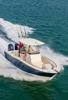 Grady-White Boats : Fisherman 257 - 25' Center Console