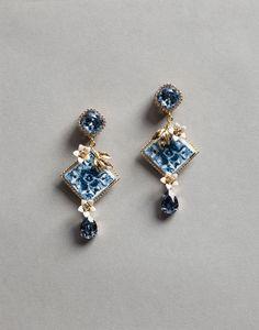 Dolce&Gabbana | WEH6M2W0001 | Pendientes | Joyas & Bisutería