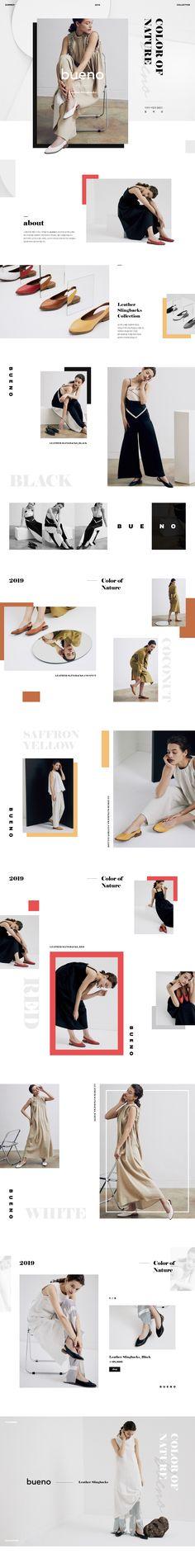 Site Web Design, Email Design, Website Design Inspiration, Graphic Design Inspiration, 2020 Design, Layout Design, Lookbook Layout, Fashion Banner, Fashion Graphic Design