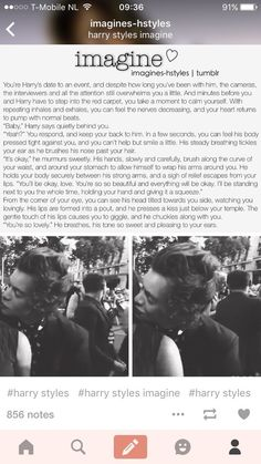 Moment imagines, one direction imagines, one direction harry, harry imagines, one One Direction Interviews, One Direction Images, One Direction Harry, One Direction Humor, Direction Quotes, Harry Styles Images, 5sos Imagines, Harry Styles Wallpaper, 1d And 5sos
