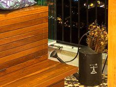 Residência Maynard | Isabela Bethônico Arquitetura.    Detalhes / Spot / Corner / Varanda