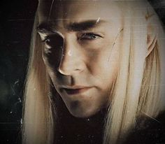 """""""There is a young Ranger. amongst them...His Father was a good man. His son might yet be a great one."""" -- From Thranduil's farewell to Legolas."""
