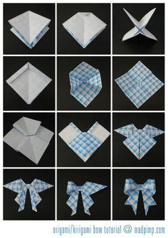 How-to: Make an Origami/Kirigami