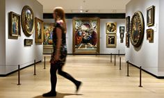 Gallery A: the secret museum inside the National Gallery